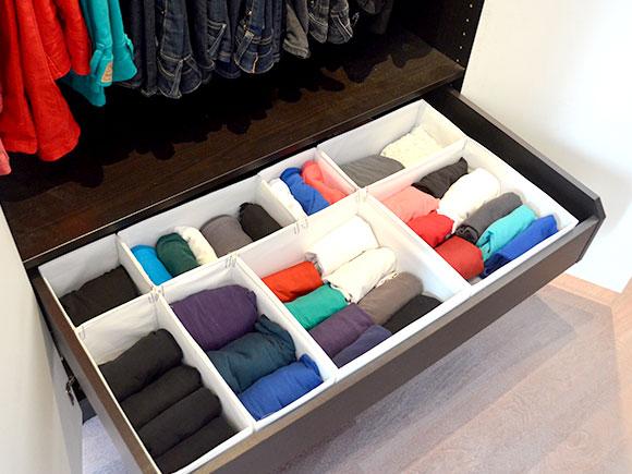 Wonderbaarlijk Organiseer je kleding - My Simply Special NP-72