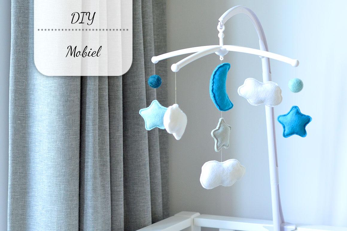 Verbazingwekkend DIY: Mobiel voor je baby - My Simply Special SZ-63